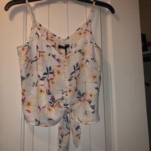 Fashion Cropped Cami